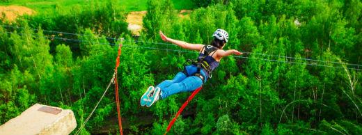 Прыжок на веревке
