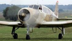 Полет на самолете Як-18Т